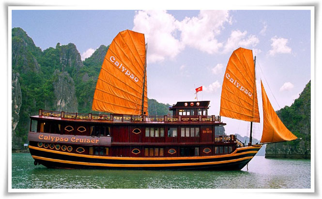 Halong Calypso cruise 2 days 1 night