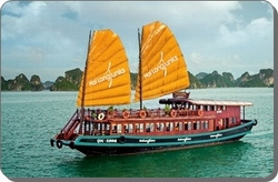 Halong Bay 1 day cruise