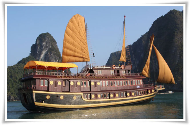 Halong Phoenix cruise 2 days 1 night